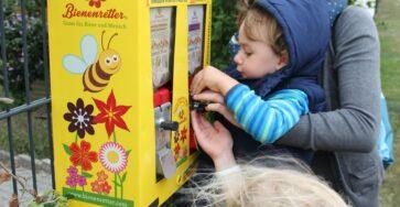 Bienenfutterautomat 2